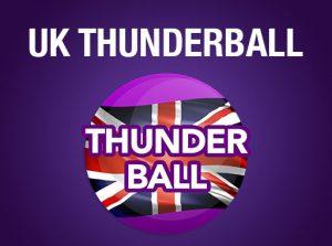 meedoen met de uk thunderball lotto