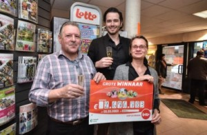 Weelde nationale loterij