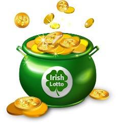 Meedoen met de Ierse lotto