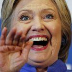 Hillary Clinton Postcodeloterij