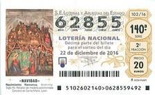 Loteria de Navidad El Gordo