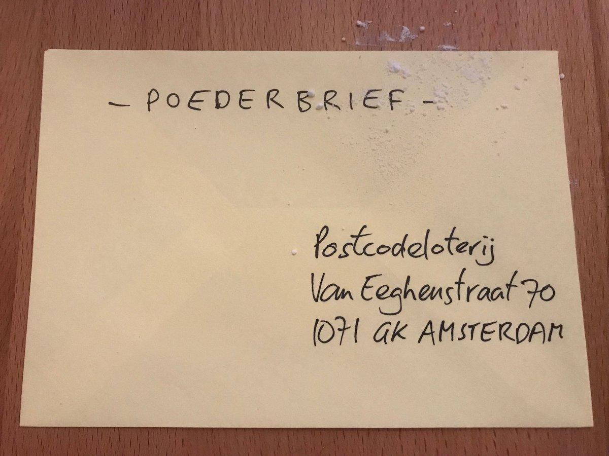 Poederbrief